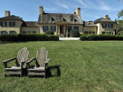 Maryland Wedding Venue Belmont Manor and Historic Park