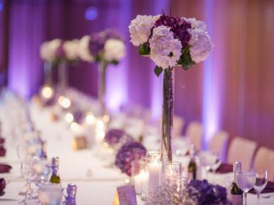 Buffet vs sit down wedding reception