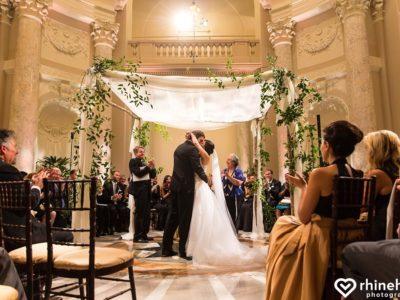Carnegie Institution for Science Washington DC Wedding Venue