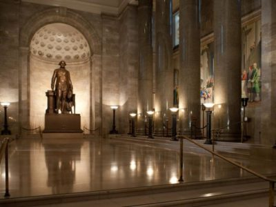 George Washington Masonic National Memorial Northern Virginia Wedding Venue