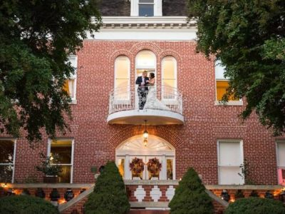 Kentlands Mansion Maryland Wedding Venue
