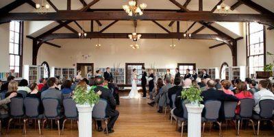 Old Town Hall Northern Virginia Wedding Venue