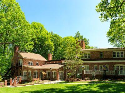 Rockwood Manor Maryland Wedding Venues