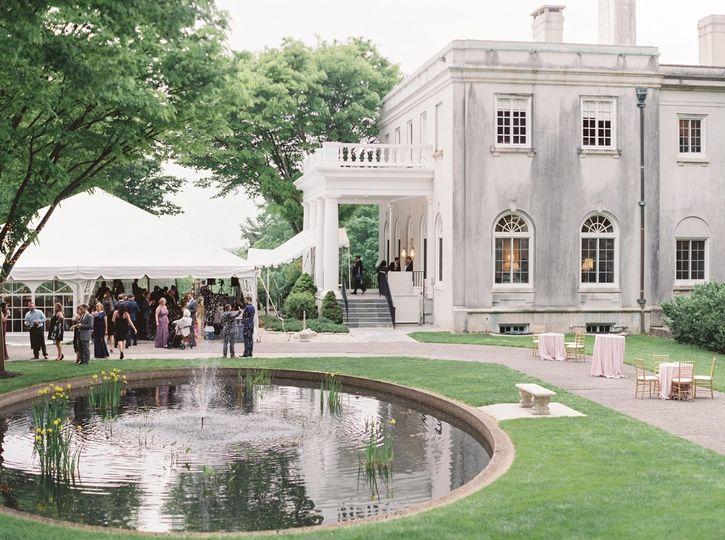 Strong Mansion Maryland Wedding Venue