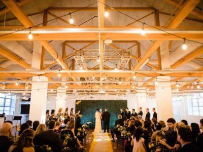 Workhouse Arts Center Northern Virginia Wedding Venue