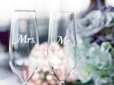 luxury backyard wedding washington dc